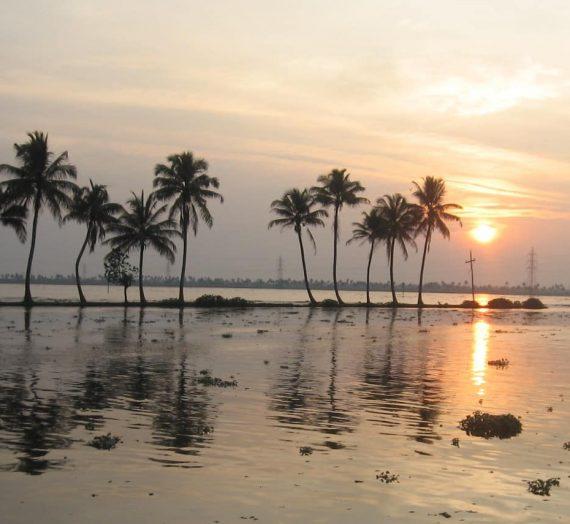 Backwaters of Kerala-Unique Attraction