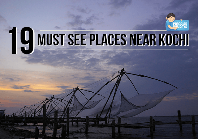 Places Near Kochi