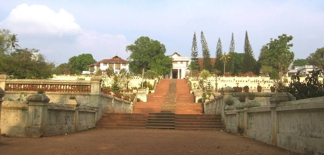 Thripunithura Hill Palace