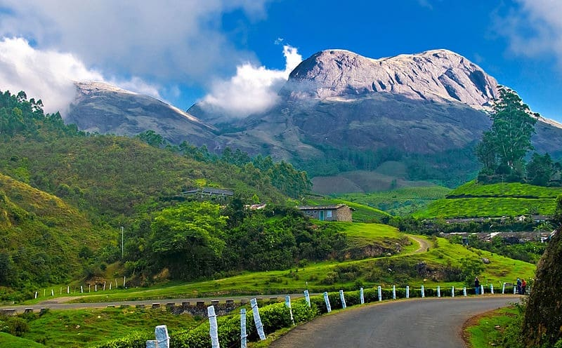 Munnar, Hill Station in Kerala