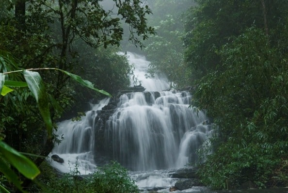 Waterfalls at Gavi