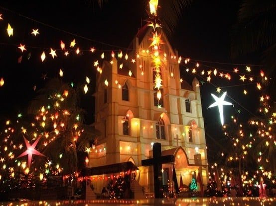 Kerala at Christmas Time
