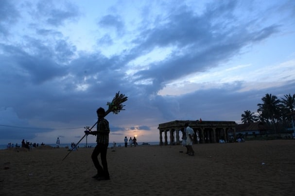 sankumugham-beach