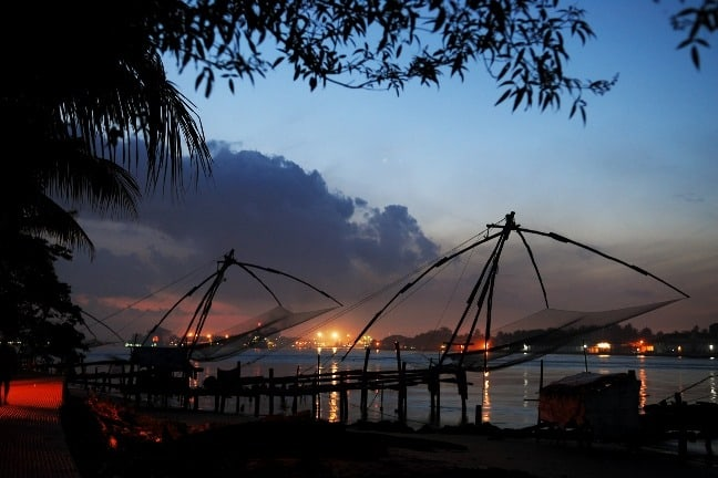 fort-kochi-at-night