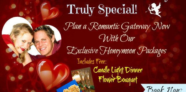Valentine's Day Special Packages to Kerala