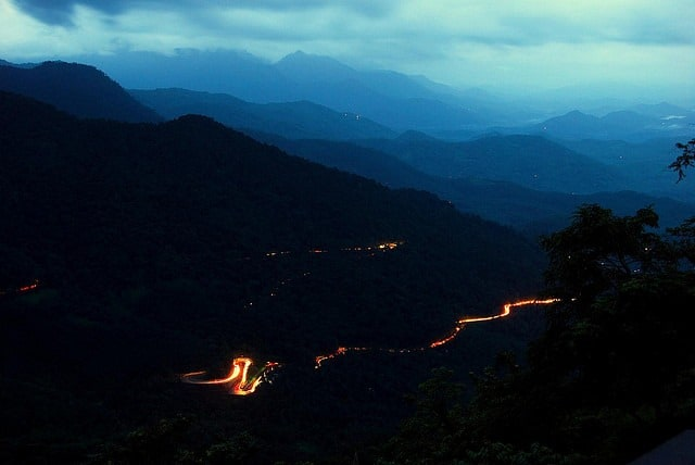 Wayanad, one of the beautiful hill stations in Kerala