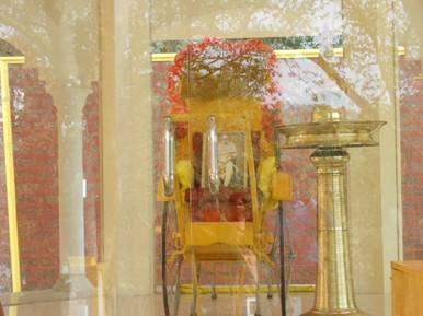 Sree Narayana Guru Chariot