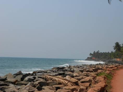 Black Beach Location