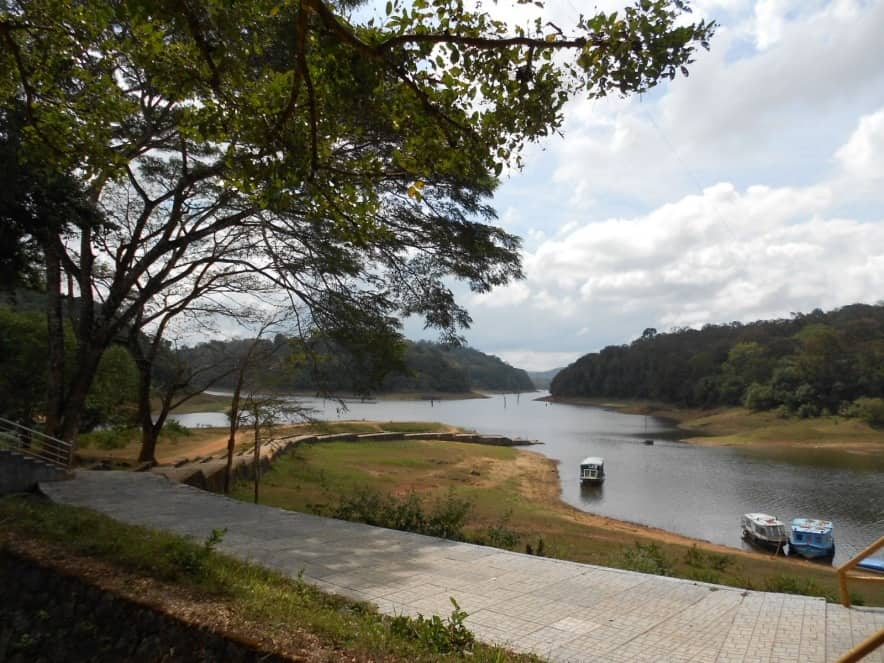 Boat Jetty - Periyar Wildlife Sanctuary