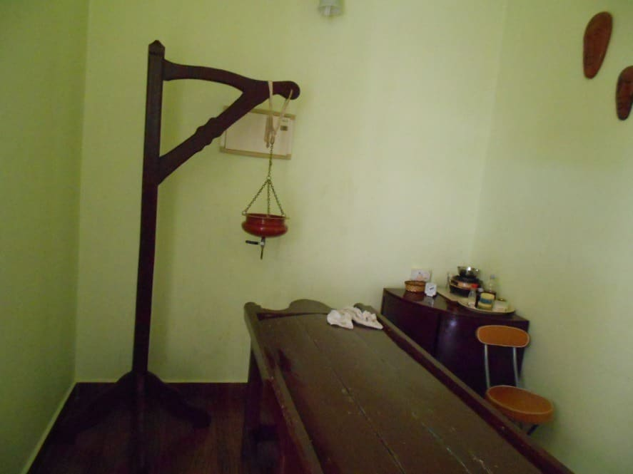 Ayurvedic Massage Center