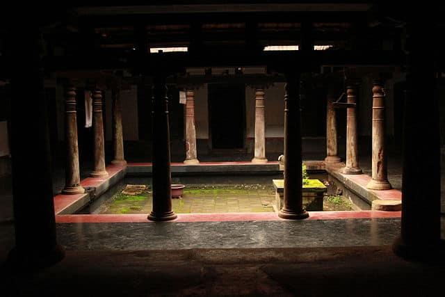 Chazhur Kovilakam Nalukettu