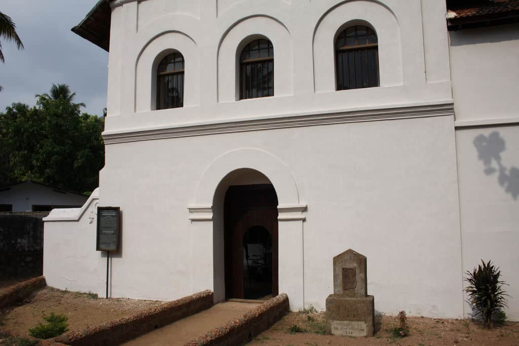 Jewish Synagogue at North Paravur