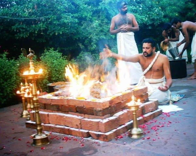 Yajna in Kerala