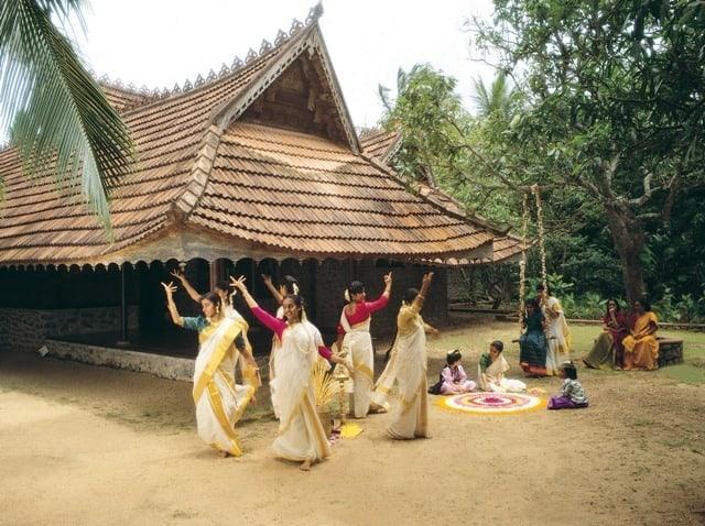 Thiruvathira Kali