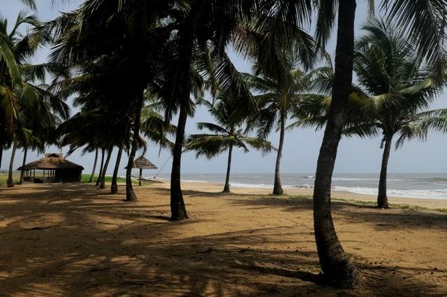 Bakel-fort-beach