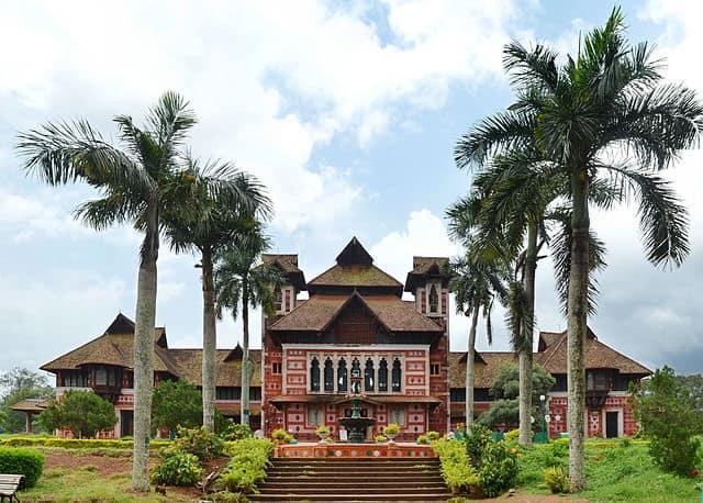 Napier Museum Thiruvananthapuran
