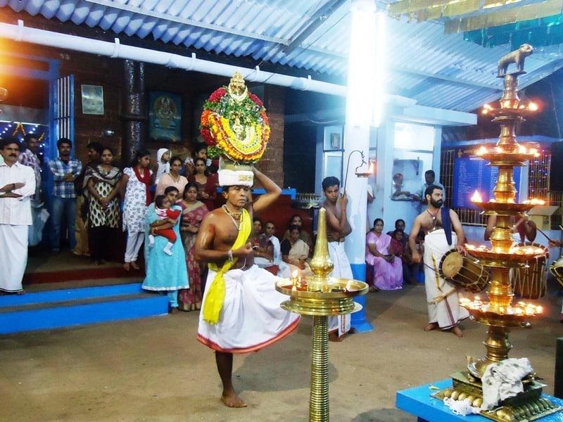 Brahmasree Puthumana Govindan Namboothiri