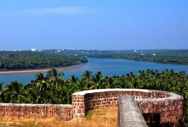 Chandragiri River