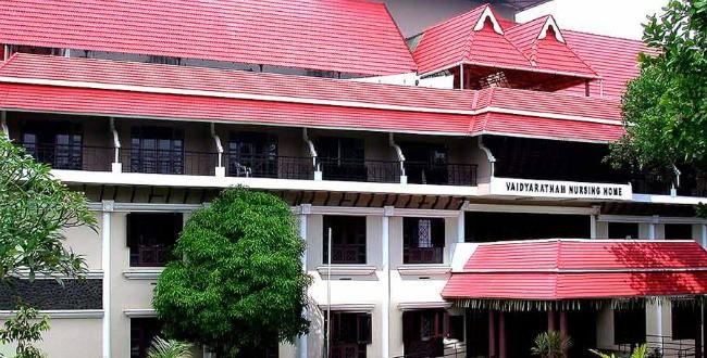 Vaidyaratnam Nursing Home