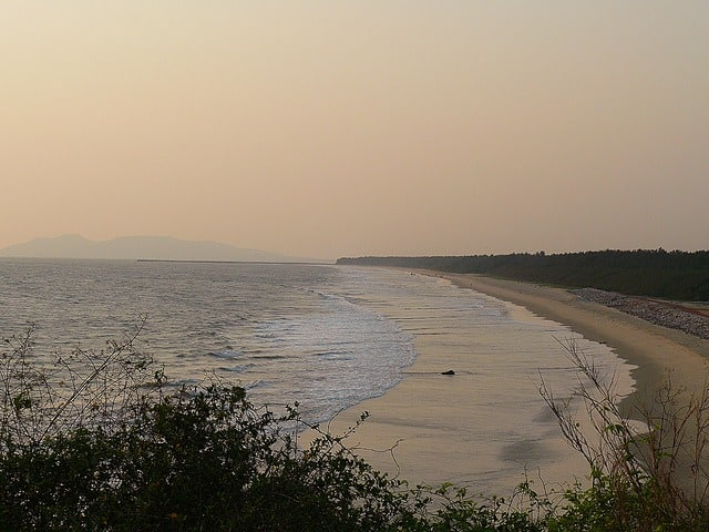 Chal Beach Kannur
