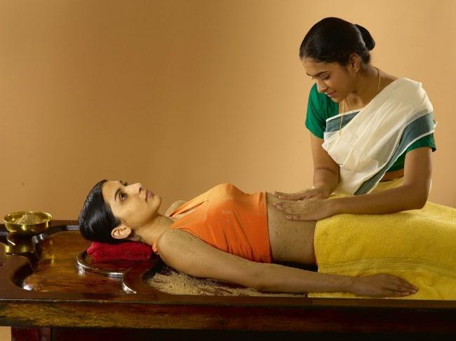Udvarthanam Ayurveda Therapy