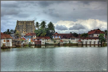 Padmanabha Temple Arattu
