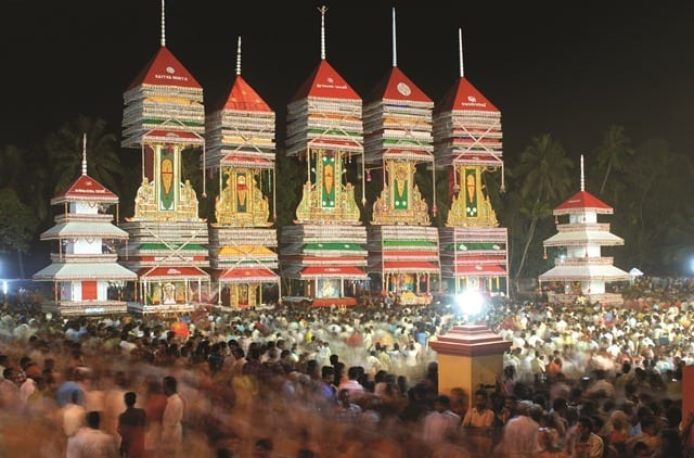 Chettikulangara Temple Festival