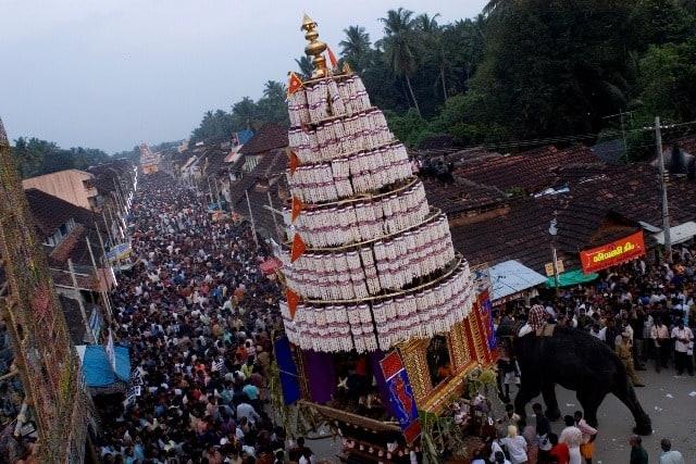 Kalapathy Ratholsavam (Chariot Festival)