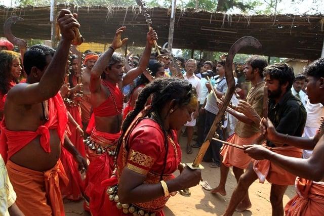 Kodungallur Bharani Utsavam