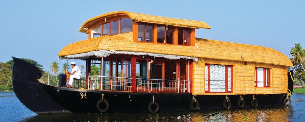 Alleppey Houseboat cruise