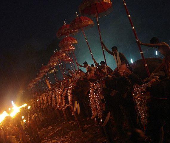 Information on Arattupuzha Pooram 2015