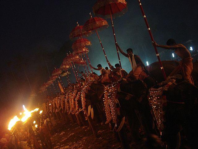 Arattupuzha Pooram Devasamgamam