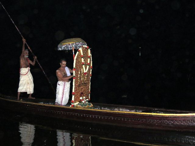 Arattupuzha Pooram Views