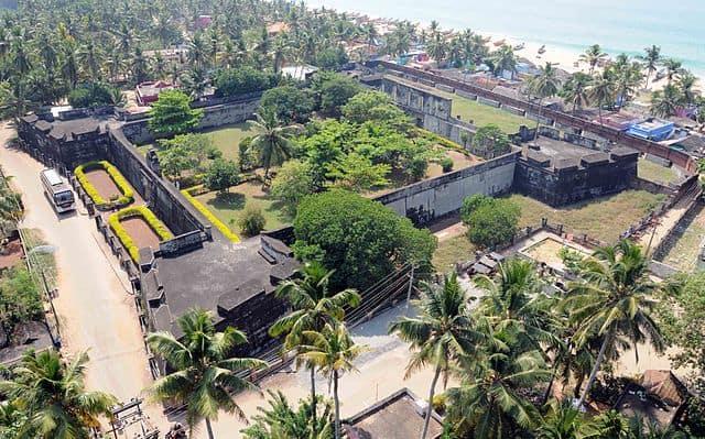 Anjuthengu Fort