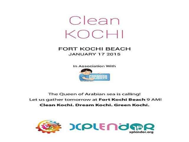 Clean Kochi Project