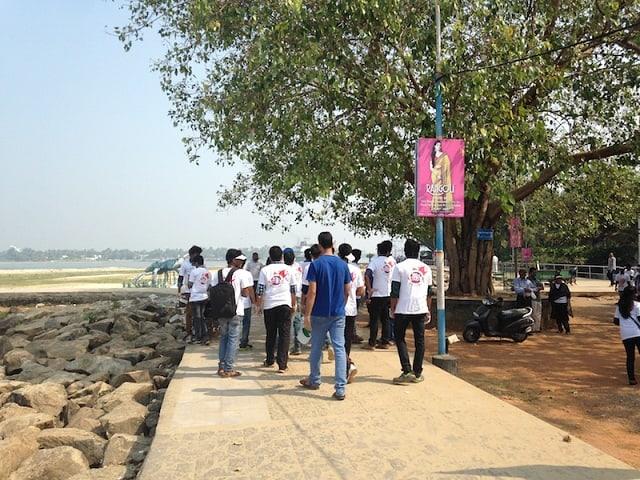 Clean Kochi Campaign