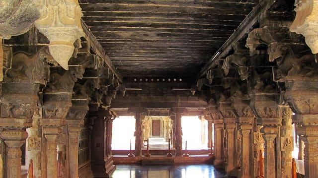 Navarathri Mandapam at Padmanabhapuram Palace