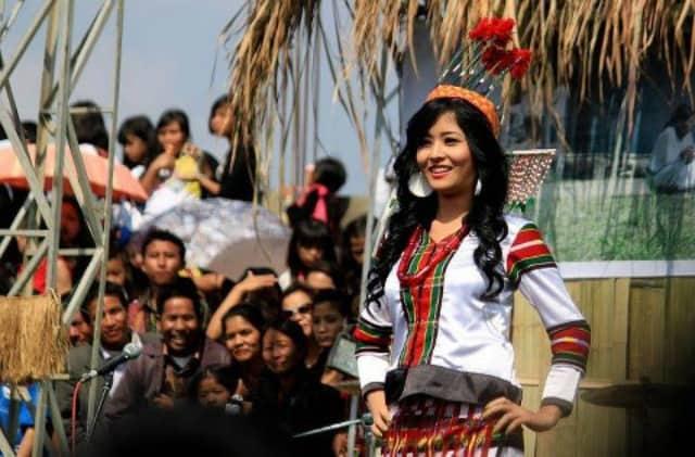 Mizoram-girl