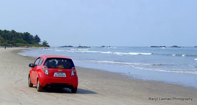 Muzhappilangad Drive in Beach