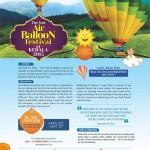 Hot Air Balloon Festival in Munnar