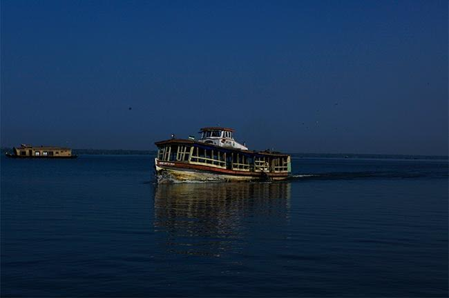 Ashtamudi Lake
