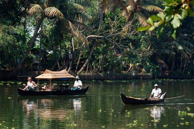Backwater Alleppey