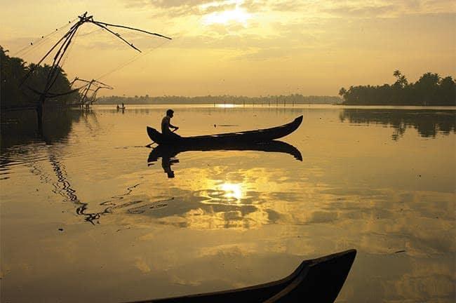 Backwaters Kumbalangi