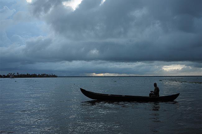 Backwaters of Kuttanad