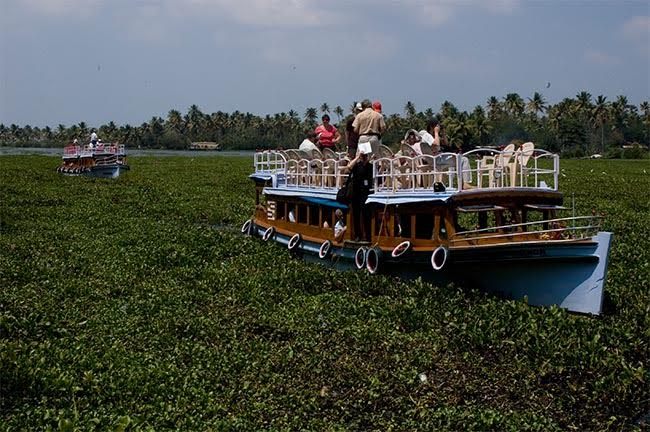 Vaikkom  Backwaters