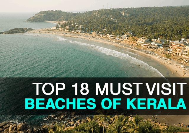 Top 18 must visit beaches of Kerala