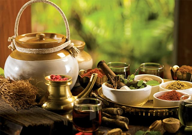 Anywhere in Kerala - Specialized skin cure Ayurveda packages that chase away the winter blues