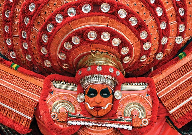 Kannur and Kasargode - A slice of life through Theyyam