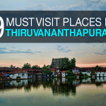 9 visit places in Thiruvananthapuram