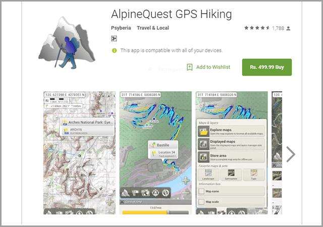 Alpine- Quest